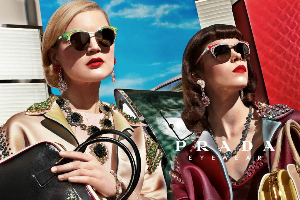 Prada sunglasses in Arlington TX from Adair Eyewear