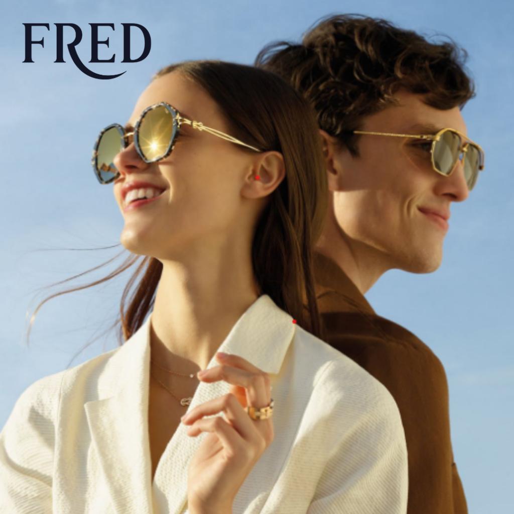 FRED Sunglasses & Eyewear from Adair Eyewear for Arlington TX customers.